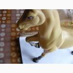 Старая Лошадка СССР, пластмасса, с гривой и хвостом