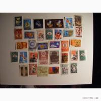 Продам марки СССР