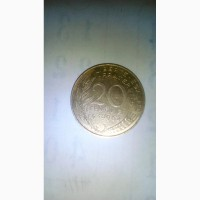 Монета продаю 20 сантимов