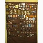 Продам коллекцию спортивных значков