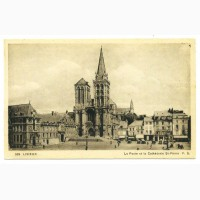 Франция. Лизьё. Кафедральный собор Святого Петра. Лот 259