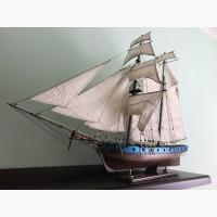 Модель парусника Prince de Neufchatel