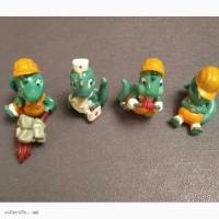 Продаю фигурки Киндеров (сериями)