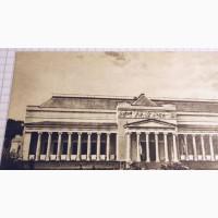Открытка (ПК). Москва. Государственный музей им. Пушкина. 1956г. Лот 299