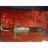 Продам сувенирный кинжал
