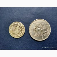 Продам монету Ирана, 100 динаров 1901 год