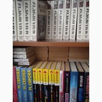 Продам книги.Детективы.Романы.Блок 1