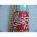 Уникальная, коллекционная бутылка, Chepid Cola, СССР 1989г