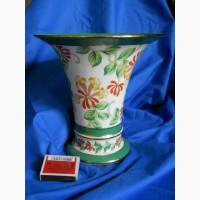 Фарфоровая ваза PAST TIME
