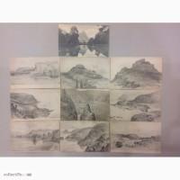 Продам старые открытки, разные - 19