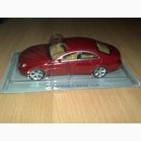 Cуперкары Mercedes-Benz CLS