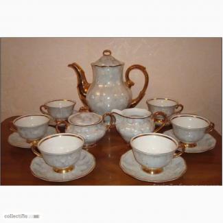 Чайно-кофейный сервиз ЯТОЛИНА Польша 15 предметов