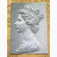 Открытка (ПК). Королева Елизавета II. Лот 263