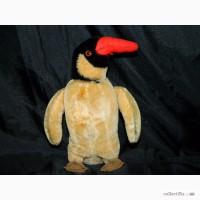 Игрушка Пингвин Steiff Penguin Peggy 4322, 07 опилки 1959-1967
