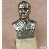 Автор скульптор Отто Шмидт Хоффен. ОРИГИНАЛ.Бюст АГ