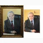 Внимание! Как сделать оригинальный подарок человеку Закажите его портрет