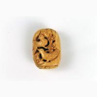 Нецке фігурка Голуби нэцке нэцкэ