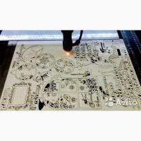 Лазерная резка и гравировка различных изделий из фанеры и акрила