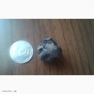 Продам метало метеорит найденый в пищано-болотистом дне рекию
