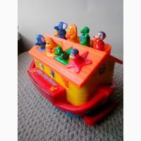 Игрушка интерактивная Ship Ahoy Sorter. (Leap Frog)