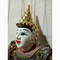 Кукла-марионетка из Бирмы
