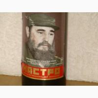Продам коллекционную бутылку вина Портвейн Приморский Червоний из коллекции ВОЖДЬ