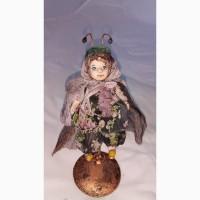 Кукла фарфоровая Жучок