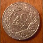 Набор Польша 20е