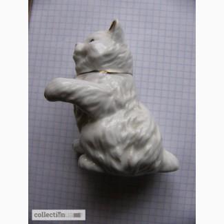 Фарфоровый кот, Итальянский фарфор