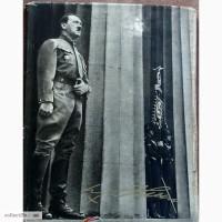 Альбом «Adolf Hitler» в суперобложке. Издание 1936 год