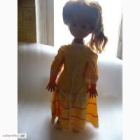 Коллекционная кукла Неринга, Вильнюс, 70см. в платье