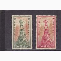 Марки Новая Зеландия 1945г