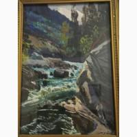 Продам картины Закарпатских художников Шутев и Сапатюк