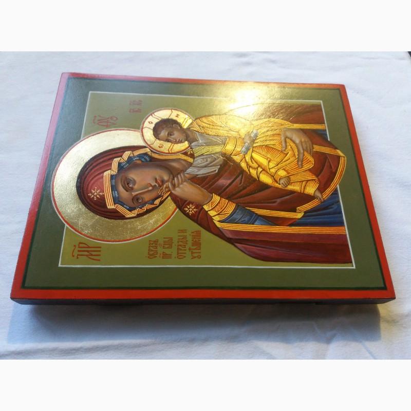 Фото 4. Икона Божией Матери «Отрада» («Утешение») Богородица Ватопедская