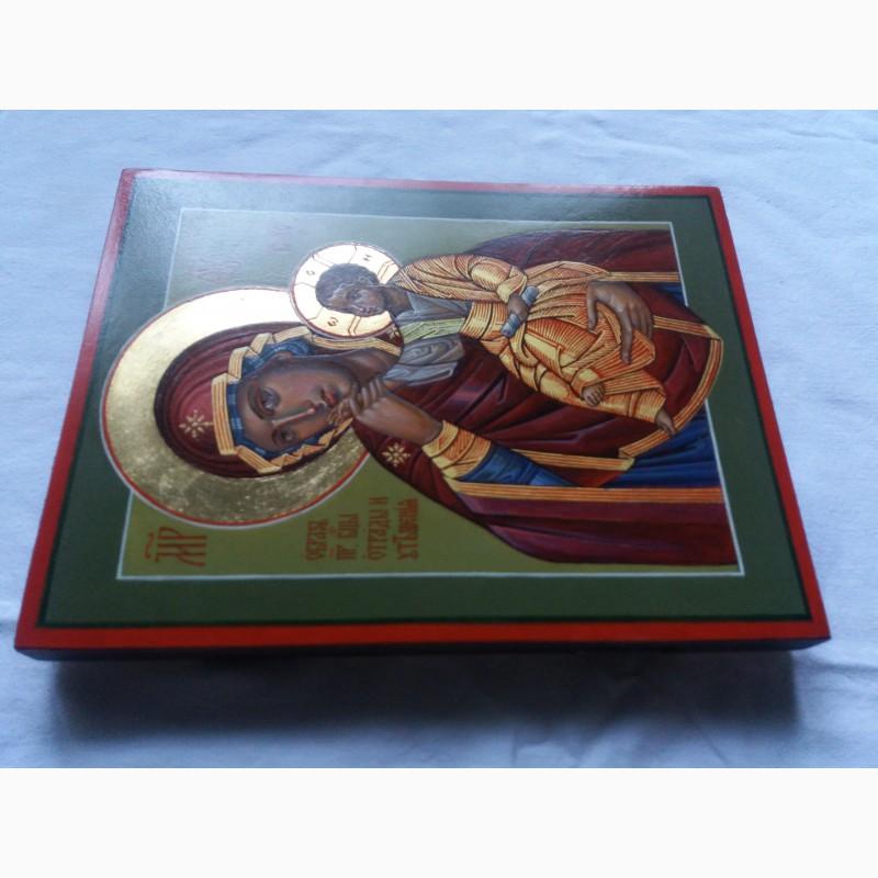 Фото 7. Икона Божией Матери «Отрада» («Утешение») Богородица Ватопедская
