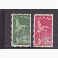 Марки Новая Зеландия 1947г