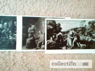 Фото 2. Открытки. Выставка картин Дрезденской галереи. Комплект (12 шт.)