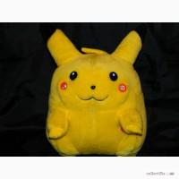 Большая Игрушка Покемон Пикачу Pokemon Pikachu светится поет вибрирует