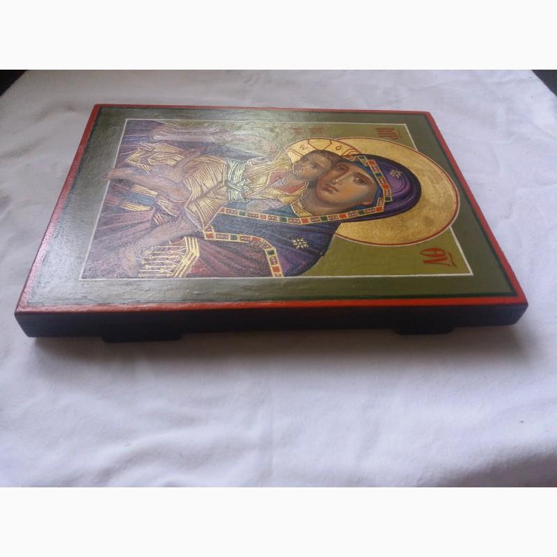Фото 4. Икона Божией Матери Милостивая Богородица Киккская. «Достойно Есть»