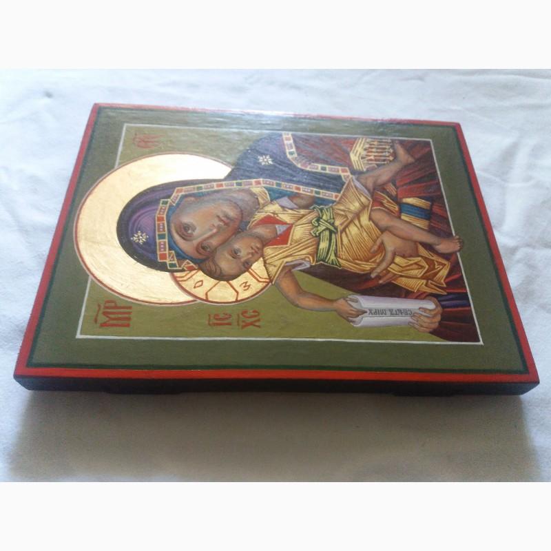 Фото 5. Икона Божией Матери Милостивая Богородица Киккская. «Достойно Есть»