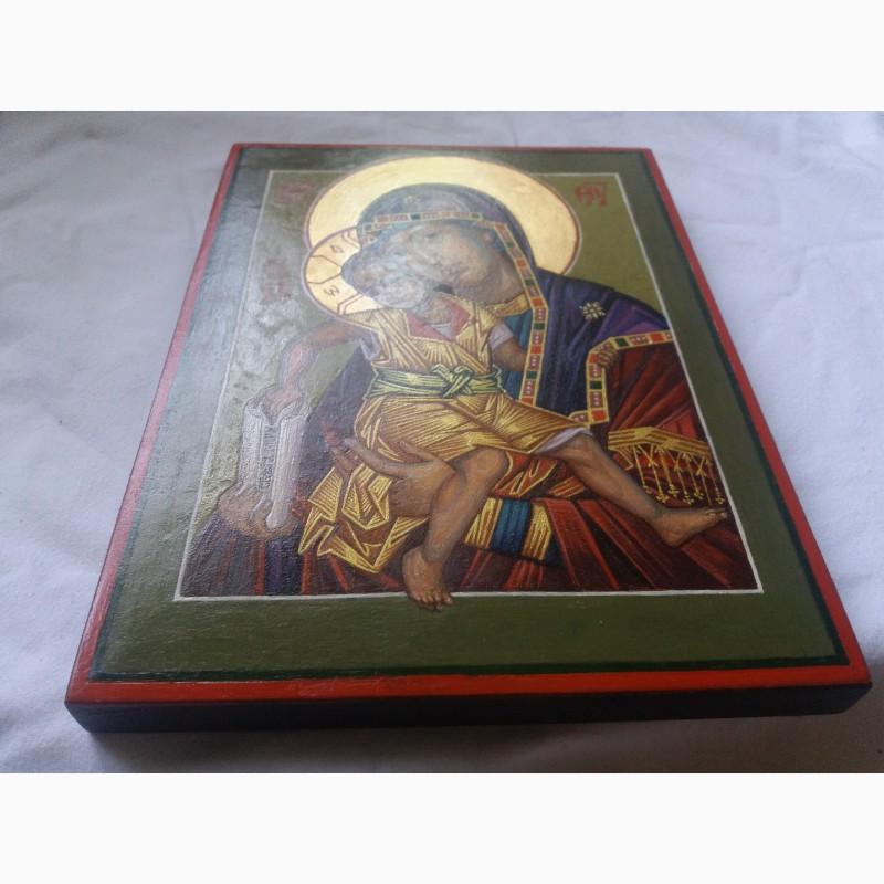 Фото 6. Икона Божией Матери Милостивая Богородица Киккская. «Достойно Есть»
