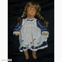 Швейцарская Кукла Ручной Работы - Glorex