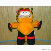 Коллекционная мягкая игрушка Garfield - Гарфилд R.Dakin Co 1978 Korea