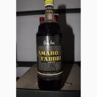 Gran bar amaro fabbri liquore Италия Колекция ликер 50-тых годов