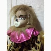 Кукла Кот-клоун