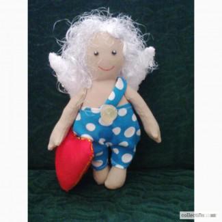 Интерьерная кукла Купидон