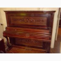 Продам антикварное американское вертикальное пианино Crown конца 19 века
