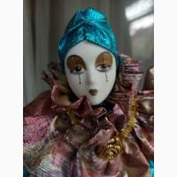 Кукла Венецианский Арлекин