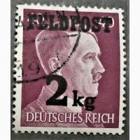 Германия 1944 г. 4 гашеная