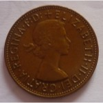 1 пени 1967 гол Великобритания,